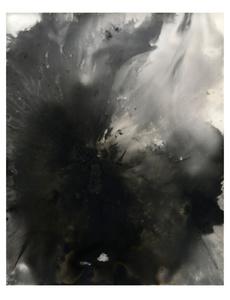 Kofa 2012. 10x8 Unique gunpowder generated gelatin silver print.