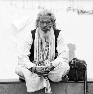 A venerable Indian