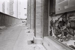Berlin Wall 1980 #2 Sunday Walk 1