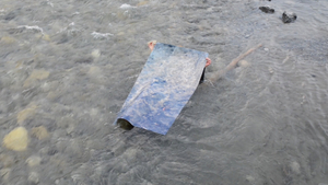 Video Still, Camouflage No.2 (Water)