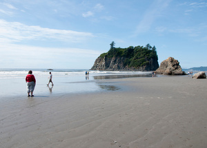 Beach day - Ruby beach, WA