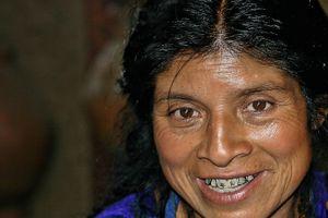 Mexico woman