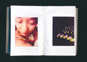 Me and Me handmade book 17