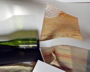 Green Bottle, Archival Inkjet Print, 2014© Sara Romani