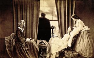 Fading Away, 1958 © Henry Peach Robinson (1830-1901)