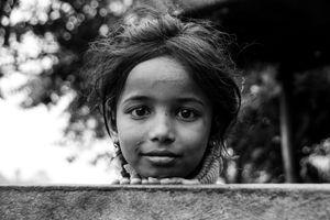 Innocence (Nepal) - Women of Asia through Life