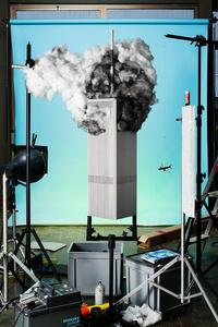 "Making of ""9/11""(by John Del Giorno, 2001), 2013"