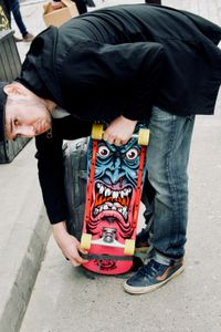 Two Faces of Skateboarding