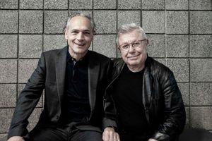 Daniel Libeskind and Steffen Lehmann