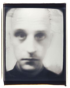 Untitled (Christopher eyes)                        © Diane Fenster