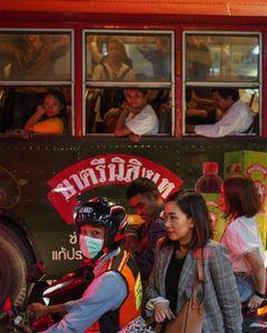 Bangkok Rush Hour