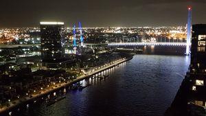 Yarra River, Docklands