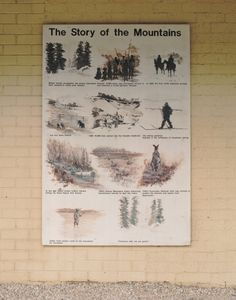 The Story of the Mountains