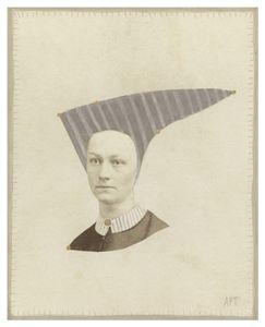 Striped Hat © Athena Petra Tasiopoulos