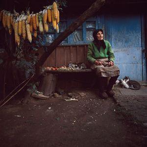 """From the series """"Lands of No-Return (Ukraine)"""" © Viktoria Sorochinski. Honorable Mention, 2013 LensCulture Exposure Awards"""
