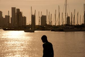 By the Bay, Cartagena, Columbia