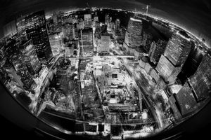 Reconstruction of World Trade Center 2009