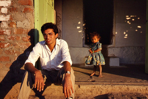 Owner, Poultry Farm, Nagpur, India, 1990