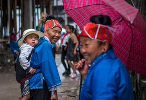 Miao tribes of China