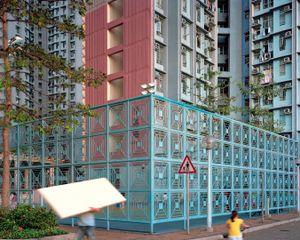 Yat Tung Estate, 5/2010