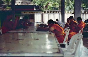 Monk Students