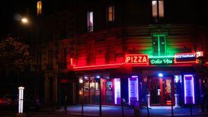 La dolce Pizza / Paris