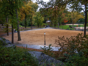 Ball Field View 1