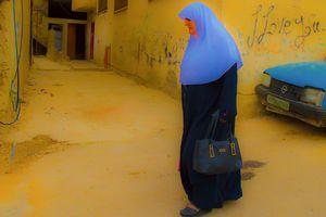 Nabi Saleh Woman