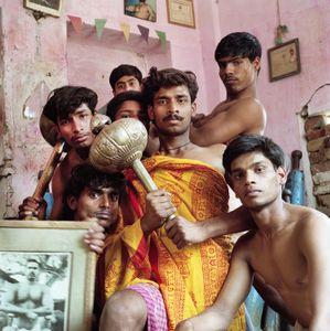 Kusthi wrestlers #2