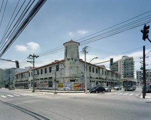 Old cinema, Leopoldina, Brazil, 2014
