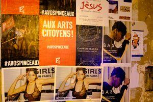 Girl in Paris