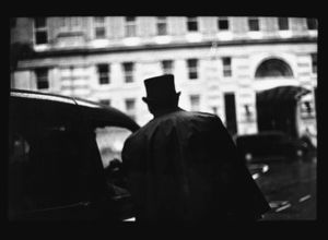 Untitled (Man Taxi Mayfair), 2013