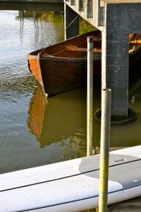 Boat And Board