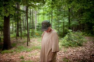 """Quiver, 2014. From the series """"The Shepherd's Daughter"""" © Clare Benson"""