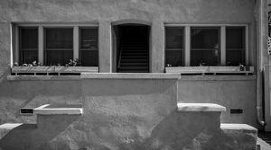apartment entrance, Venice.