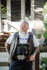 Jim Mead, Trump supporter