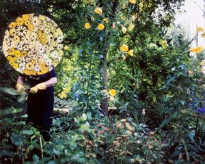 'Garden Trillogy III' from the series Conversations with my mother