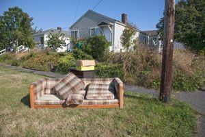 Abandoned Sofa #3