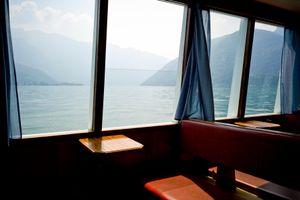 Lake Lugano Crossing