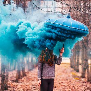 Alice in Wonderland's Caterpillar, Ole Luke umbrella, Jellyfish, Dreams