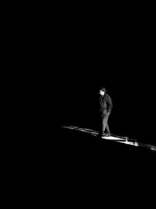 Crossing the light