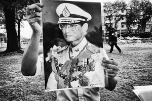 King Bhumibol Upheld