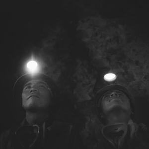 Light in the dark. Potosi, Bolivia 2017