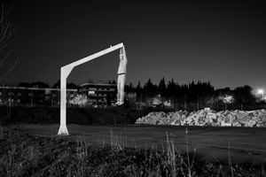 The pole, 2013 © Guillaume Martial