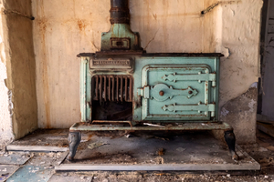 The Stanley Stove