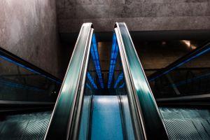 Lisbon stairs