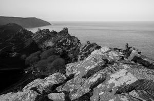 The Valley of Rocks #2