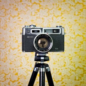 CameraSelfie #78: Yashica Electro