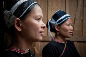 Dao Cio Dai ladies in Ha Giang Province