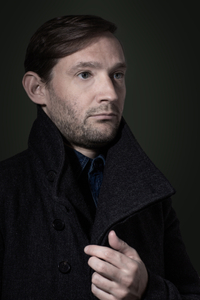 Man with Over coat